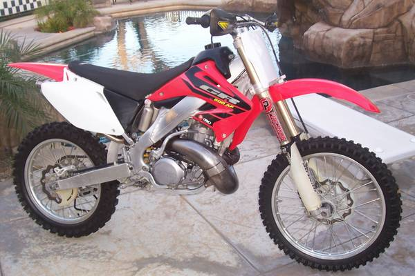 Honda CR500AF in the haus ! - RIDERS